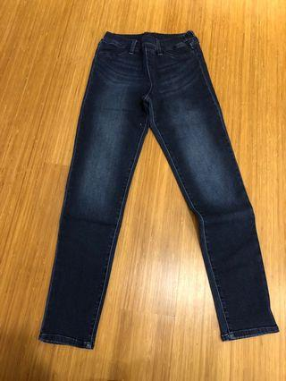 UNIQLO Jeggings / jeans for 150cm tall girls