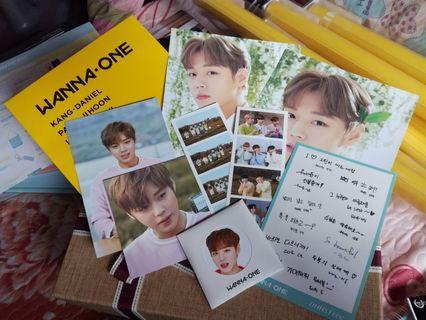 [WTS] Wanna One Park Jihoon Inisfree