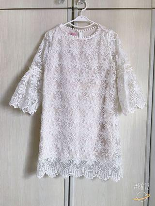 Full Lace Dress