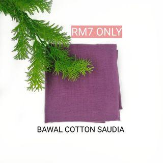 BAWAL COTTON SAUDIA