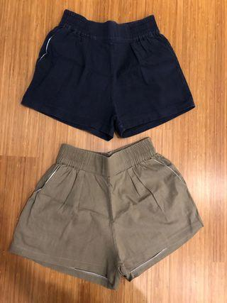 Soul mates linen Casual Shorts fitting S/M