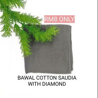 BAWAL COTTON SAUDIA DIAMOND TABUR