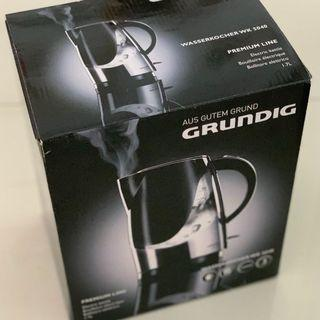 Grundig Electric Water Kettle - 1.7l