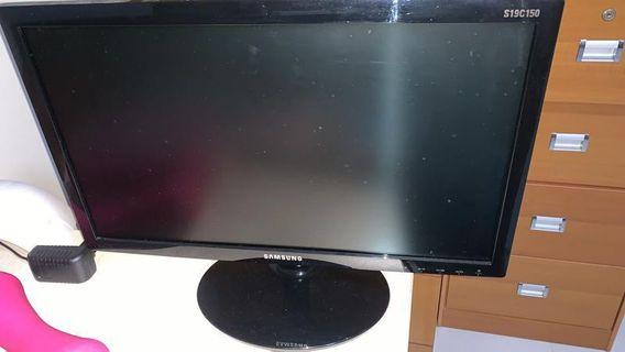 Samsung Monitor - S19C150 - 19 inches