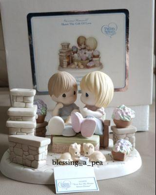 Precious Moments for Sale - You Are My Home Sweet Home