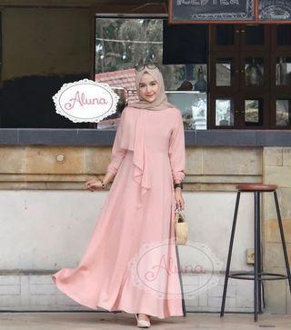 Dress Aluna Pink