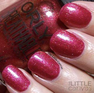 Orly Breathable polish + treatment. Stronger than ever. 20904. Halal certified