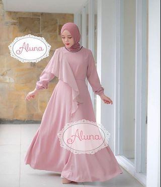 Dress Aluna Mocca