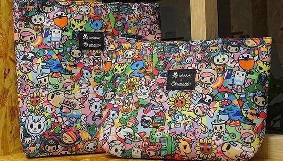 NEW! Tokidoki x Changi Mother & Daughter Bag Set