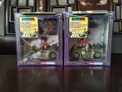 Dragon Ball Goku & Yamcha