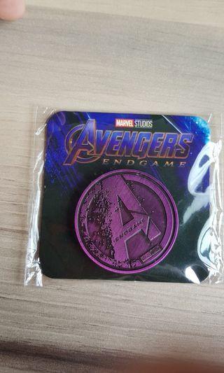 Avenger Purple Coin