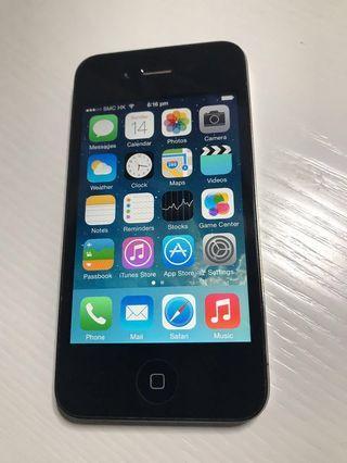 iPhone 4 16GB (手快有手慢冇)