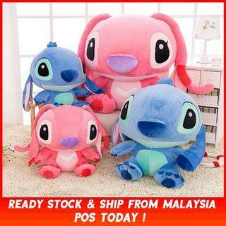 50cm Lilo Stitch Angel Stuffed Toy Stitch Plush Toy Children Gift Stitch