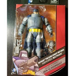 DC Comics Multiverse Armor Batman