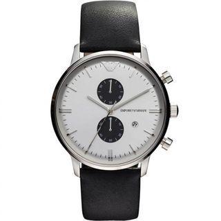 🚚 Emporio Armani Men's Chronograph Watch AR0385