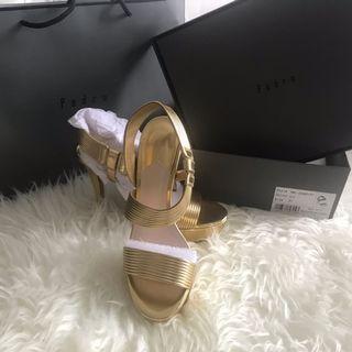 Pedro platform open toe (heels)