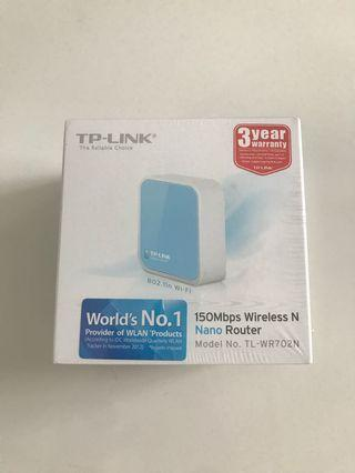 TP-Link 150M Wireless N Nano Router