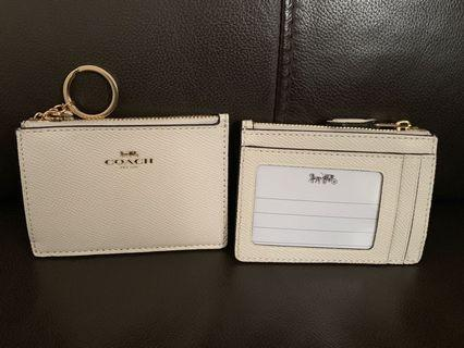 全新 美國🇺🇸Coach Wallet/Card Holder