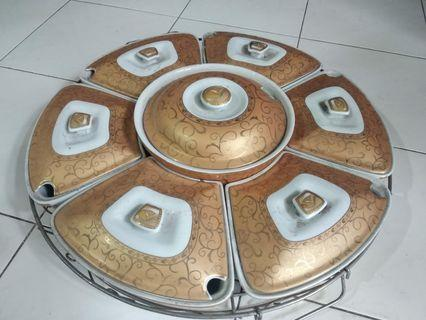 Vicenza keramik set prasmanan harga nego