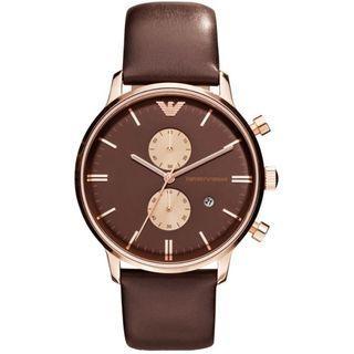 🚚 Emporio Armani Men's Chronograph Watch AR0387