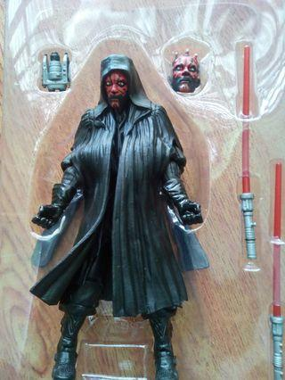 Star Wars Black Series Darth Maul 6'inch