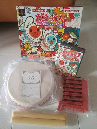 PS2 太鼓の達人六代目Game連鼓