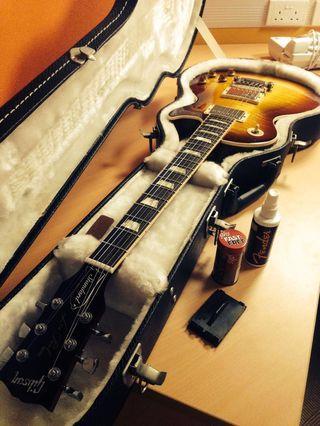 🚚 Gibson 2008 Les Paul Standard Guitar