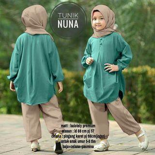 Nuna kid muslim anak