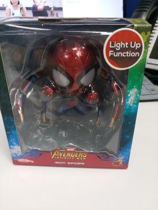蜘蛛俠 marvel spider man figure  hottoys (2018) infinity war avengers