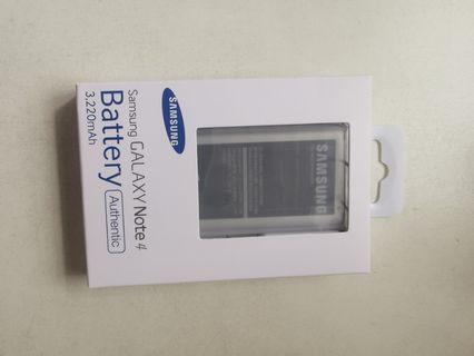 Samsung original batteries