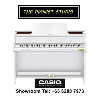 Casio Music Sale @ Heartland Mall Kovan | Casio GP-300 Hybrid Piano at The Pianist Studio