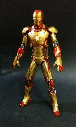 "Marvel's 7"" MK42 iron man action figure"