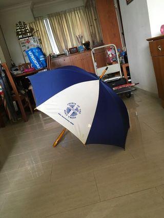 🚚 Big umbrella