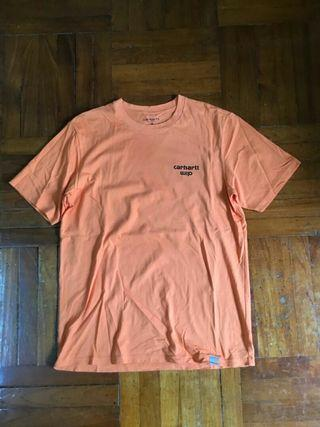 Carhartt WIP 橙色 Out of Office T-shirt