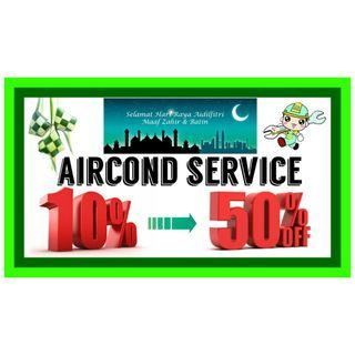 Aircond Service + Gas Offers Now !!! HURRY UP !!! Whatsapp 016-3323362