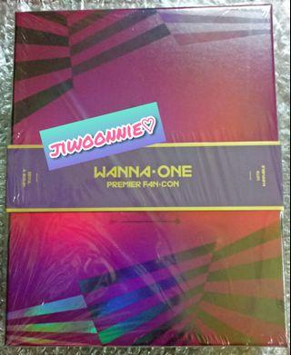 WannaONE Premier Fan Con DVD