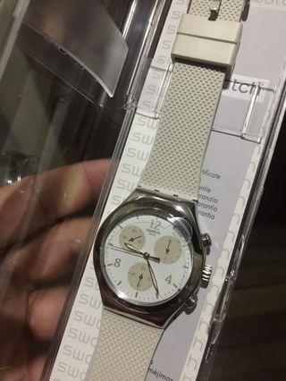 Brandnew Swatch Chrono