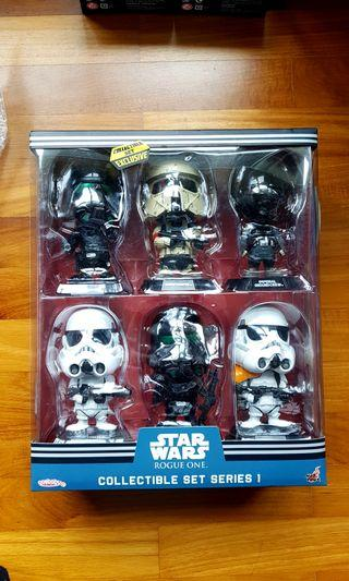Cosbaby Rogue One Star Wars Hot Toys