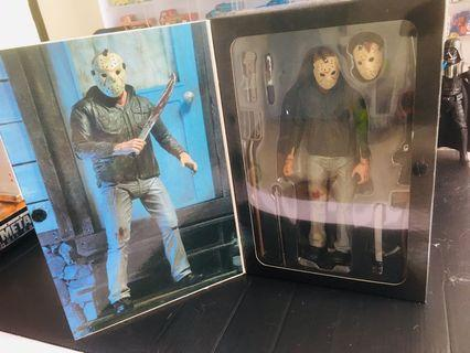 Neca Friday The 13th Part 3 3D