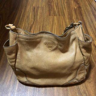 🚚 Prada full leather bag