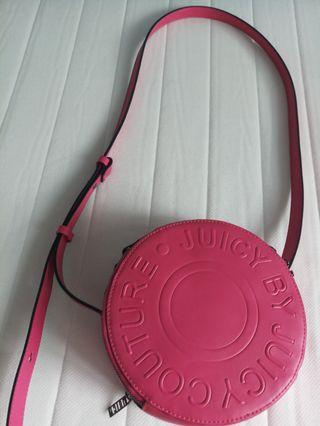 🚚 Juicy couture round bag