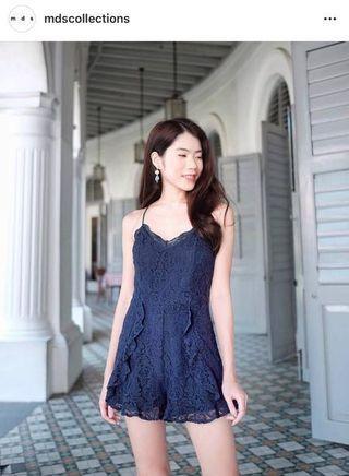 mds Lace Jumpsuit (inc postage)