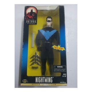 The New Batman Advantures - Nightwing 12' Action Collection