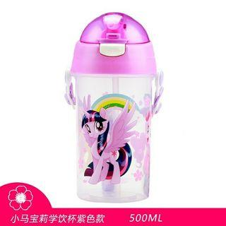 My Little Pony 500ml Water Bottle For Baby Kids