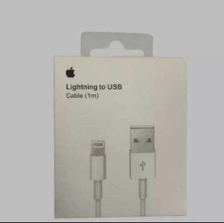 Original Iphone Charging Cable 1M