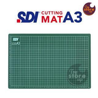 Cutting mat SDI - A3 - 45cm x 30cm