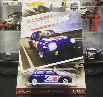 Hotwheels Renault 5 Turbo
