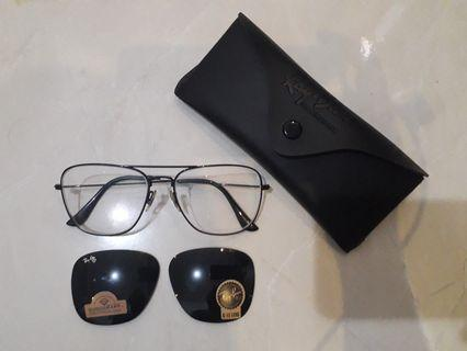 Kacamata/frame/sunglasses Rayban