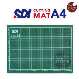 Cutting mat SDI - A4 - 30cm x 22cm