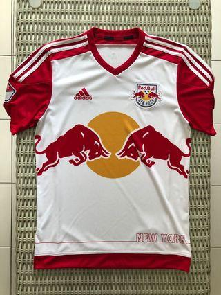 3b451e0e6 Adidas💯% Authentic Major League Soccer (MLS) New York Red Bull home jersey
